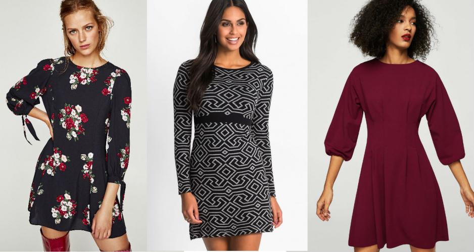 6ecf4d9ad7 Najładniejsze sukienki dla niskich kobiet - Claudia