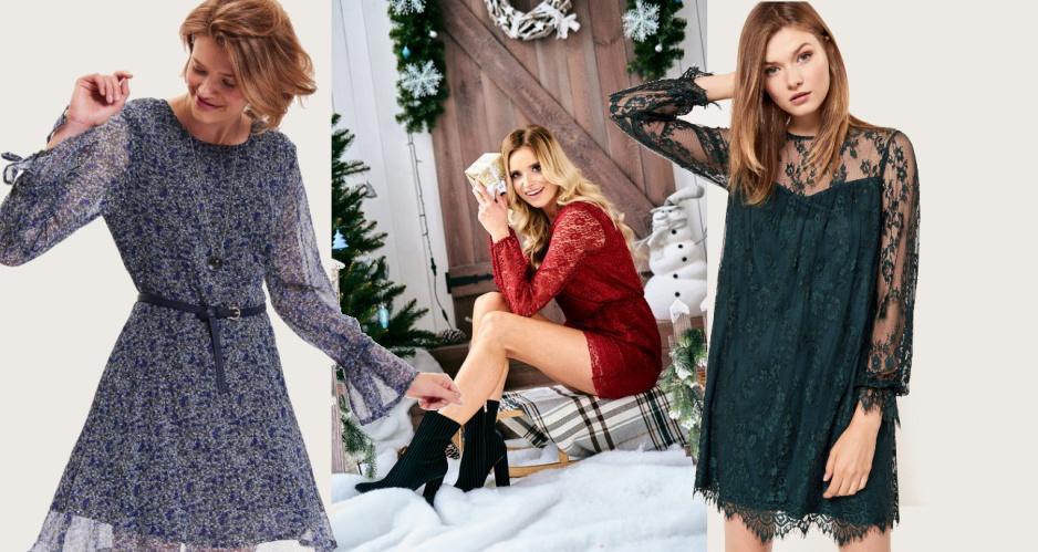 48eae7bf1b Najpiękniejsze sukienki na Święta - za mniej niż 160 zł - Claudia