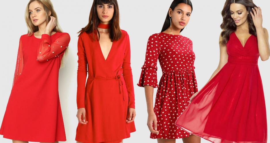 8ba090986e Czerwone sukienki na Walentynki (i nie tylko!) - Claudia