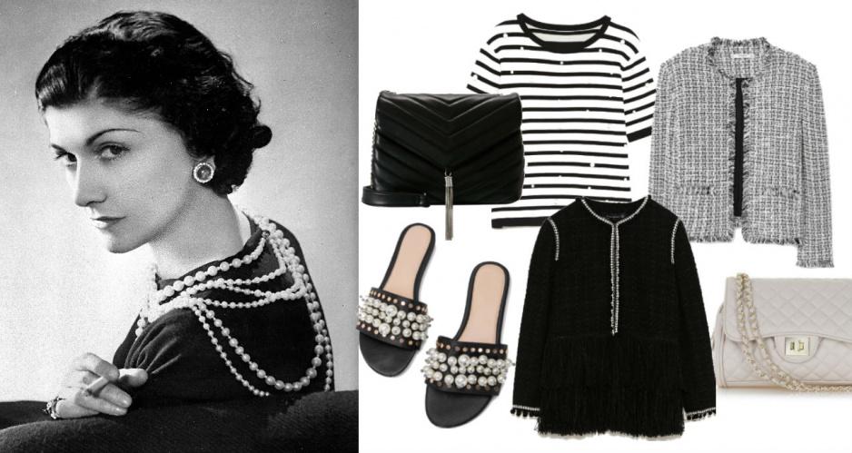 9362b448fad6d2 Trend: ubrania i dodatki w stylu Chanel - Claudia