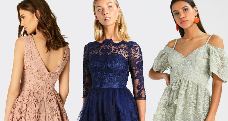 e12ce109c8ad63 Najpiękniejsze koronkowe sukienki na wesele - Claudia
