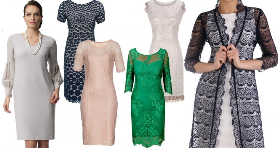 Sukienki Na Wesele Dla Dojrzałych Kobiet Claudia