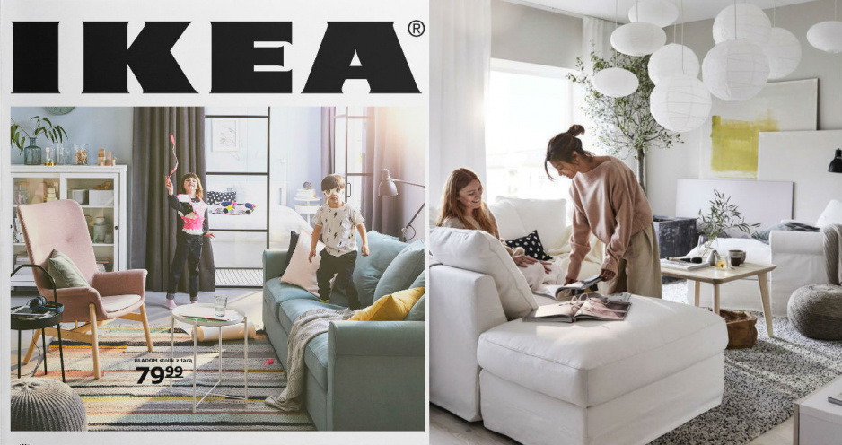 ikea katalog 2019 co znajdziecie w nowym katalogu ikea. Black Bedroom Furniture Sets. Home Design Ideas
