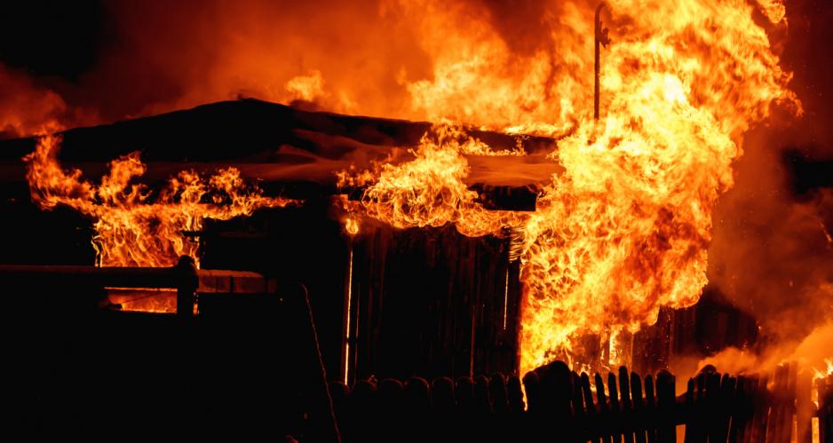 Sennik Pożar Znaczenie Snu O Pożarze Claudia
