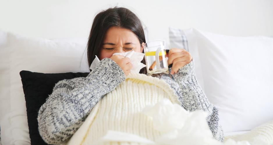 Przeziębienie Grypa Czy Angina Sprawdź Co Ci Dolega