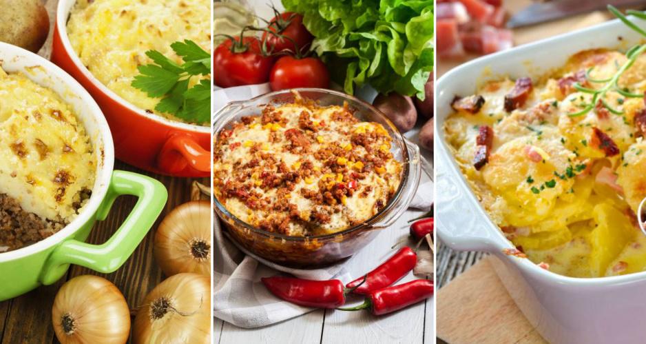 3 Smakowite Zapiekanki Z Ziemniaków Claudiapl