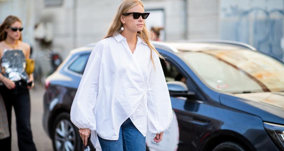 Biała koszula – klasyk na każdą okazję Claudia.pl  0M3Rx