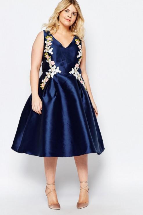 10. Zdjęcie - Sukienki na wesele - najpiękniejsze ...