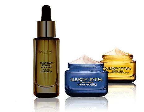 Olejkowy rytuał L'oreal - 5 kosmetycznych hitów na bazie naturalnych olejków