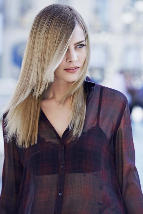 Pochwała Prostoty Fryzury Z Długich Włosów 10 Prostych I