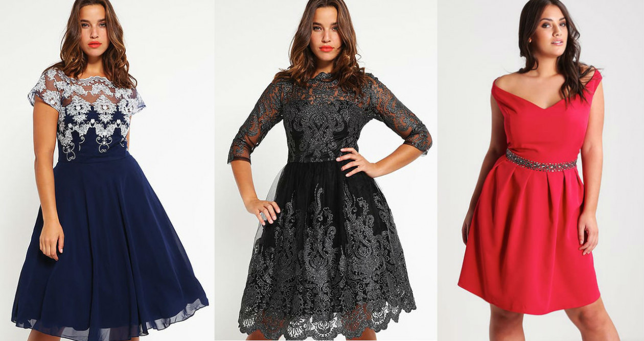 60decb34 Sukienki na Sylwestra dla puszystych - Sukienki na Sylwestra ...