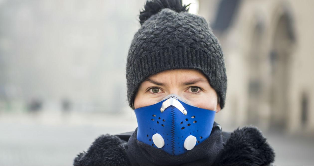 Maski antysmogowe - Maski antysmogowe – wszystko, co powinnaś o nich wiedzieć