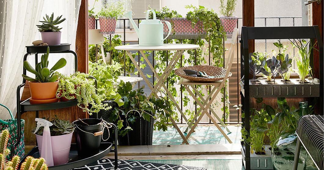 Aranżacja Małego Balkonu Ikea Meble I Dodatki Na Mały Balkon