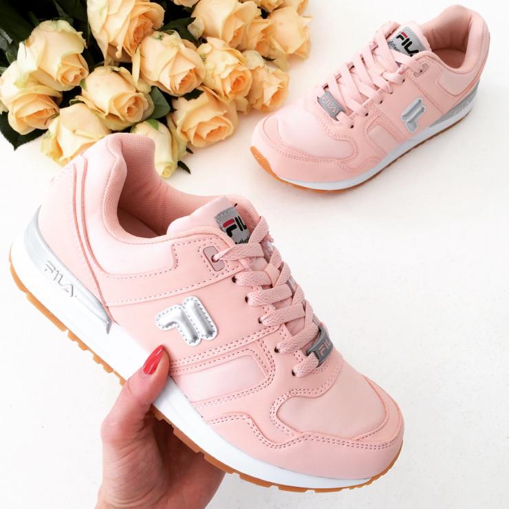 szczegóły dla złapać najniższa zniżka Sneakersy damskie Fila - 159,90 zł, Deichmann - Modne buty z ...