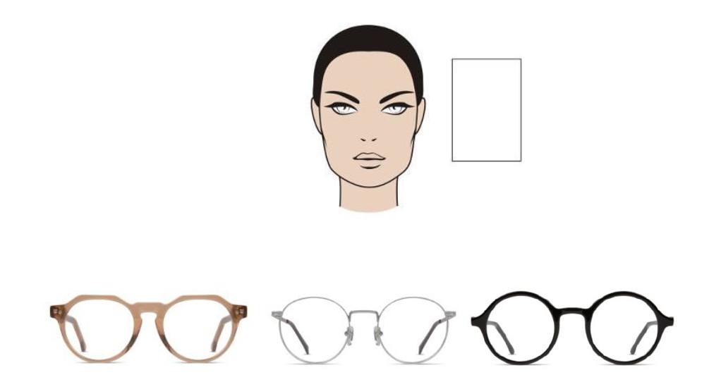 Twarz Prostokątna Jak Dobrać Okulary Do Kształtu Twarzy