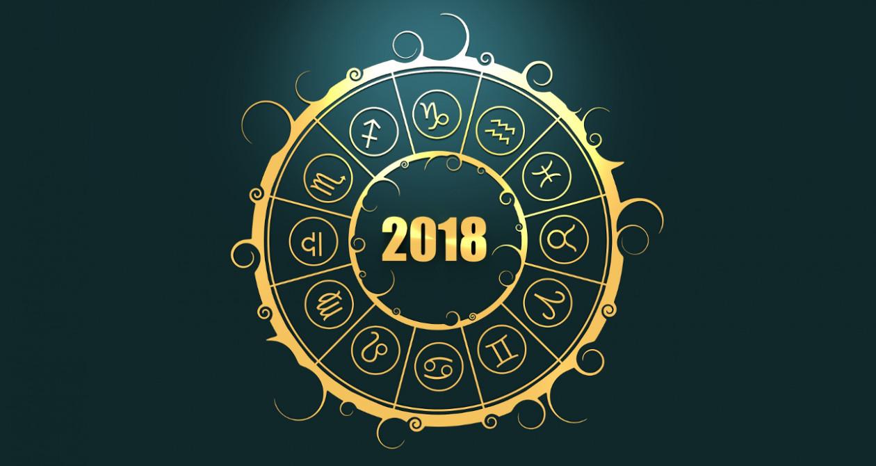 Wielki horoskop 2018 - Wielki horoskop na 2018 rok
