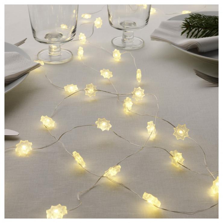 Girlanda świetlna 4999 Zł Ikea świąteczne Oświetlenie