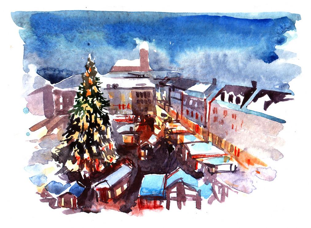 X Jan Twardowski Dlaczego Jest święto Bożego Narodzenia