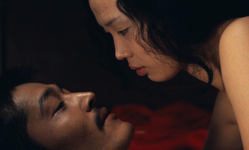 Oriental lesbian movies