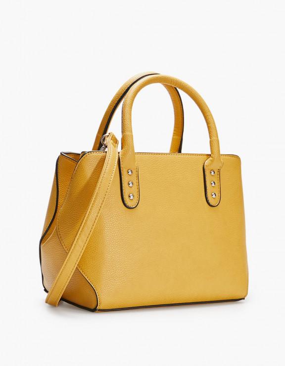 548602707a971 Torebka typu tote - 59,99 z 79,90 zł, Stradivarius - Najmodniejsze torby z  wyprzedaży
