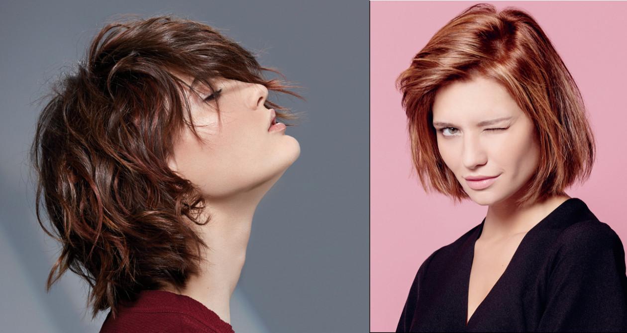 Włosy Półdługie Najmodniejsze Fryzury Z Włosów Do Ramion
