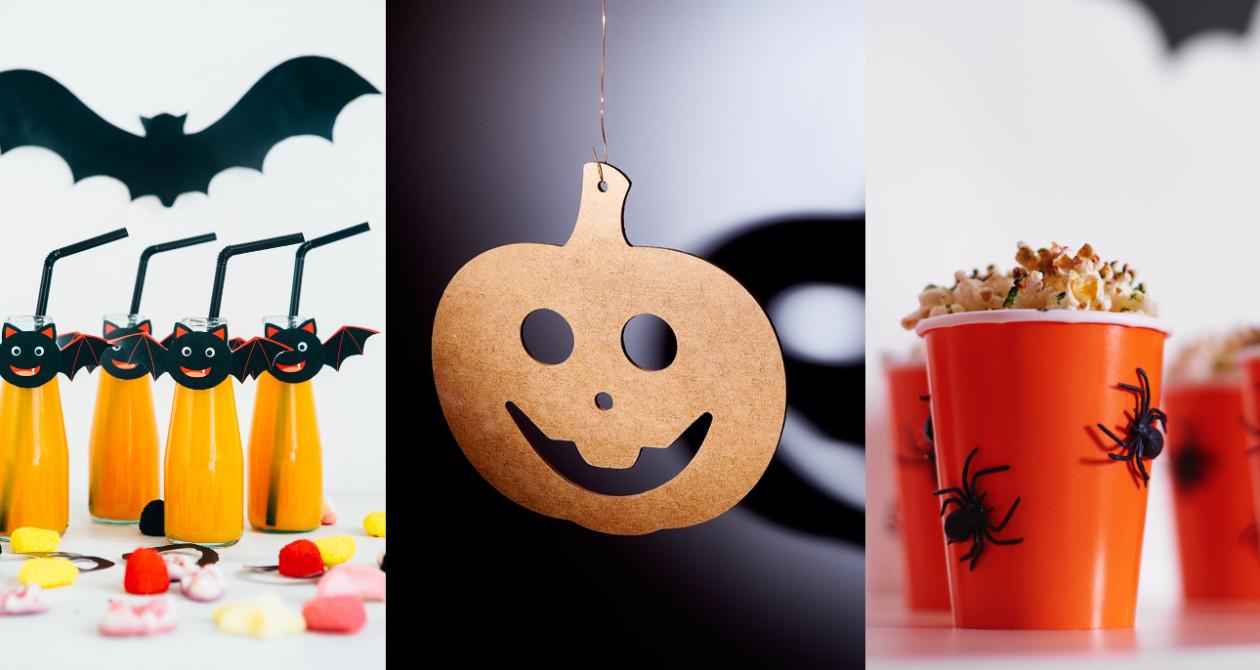 Dekoracje na Halloween - Dekoracje na Halloween DIY