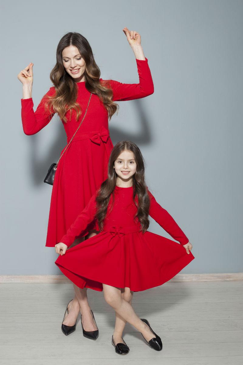cb3ceeaf6348 Stylizacje dla mamy i córki - Claudia