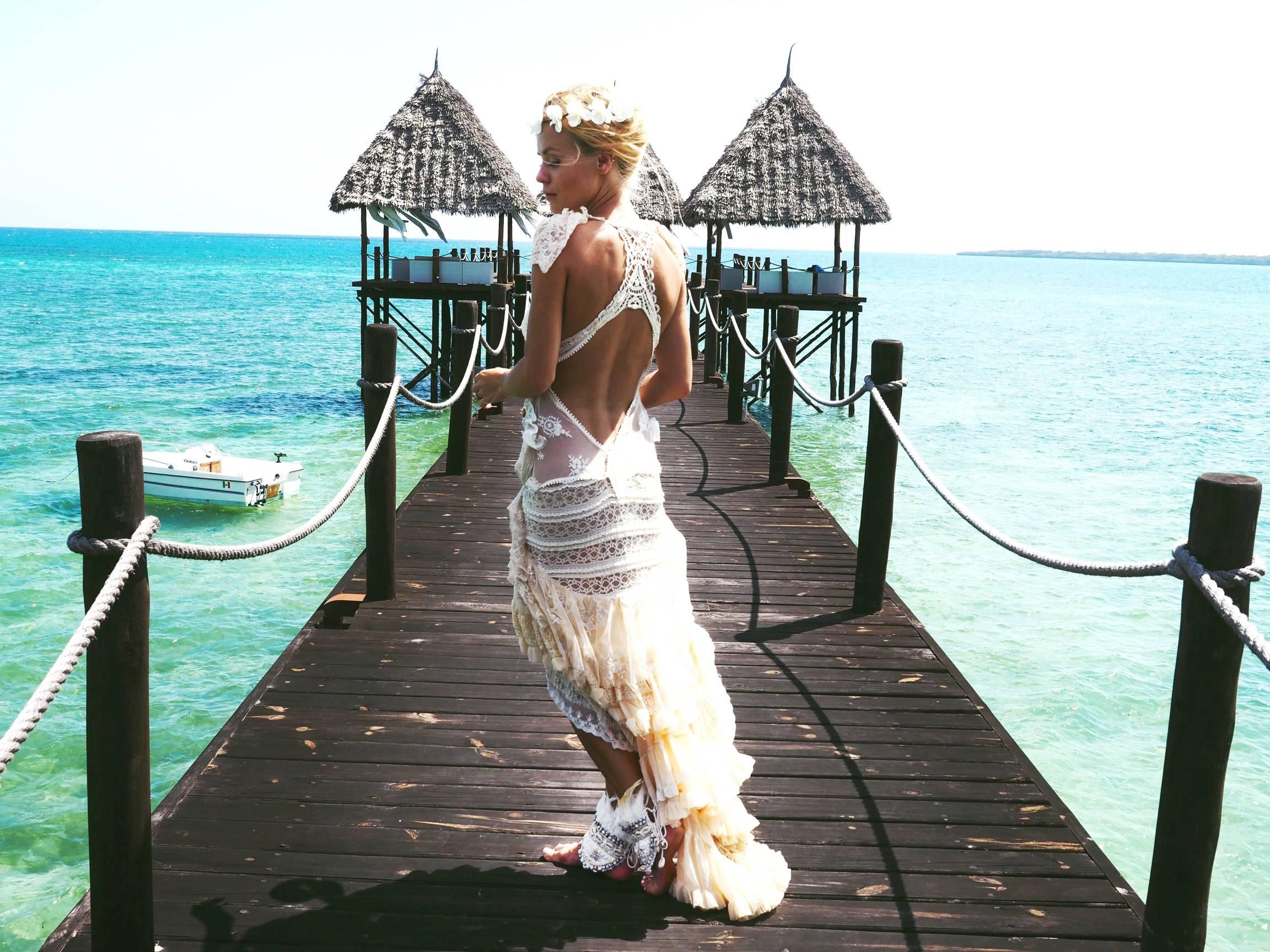 Suknie ślubne W Stylu Boho Wybraliśmy Najpiękniejsze Claudia