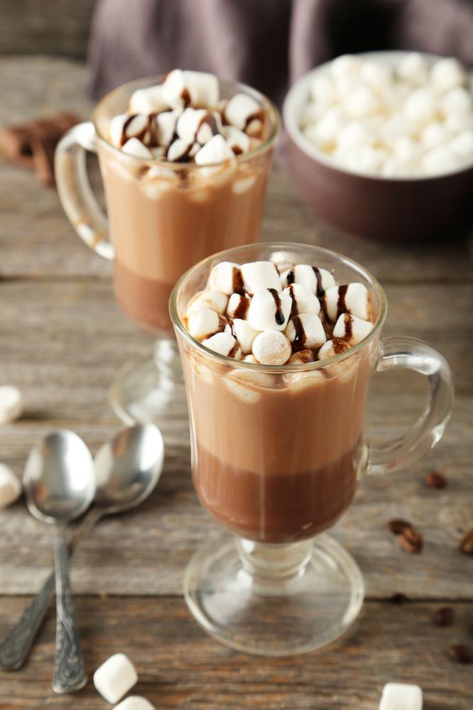 кофе-с зефиром