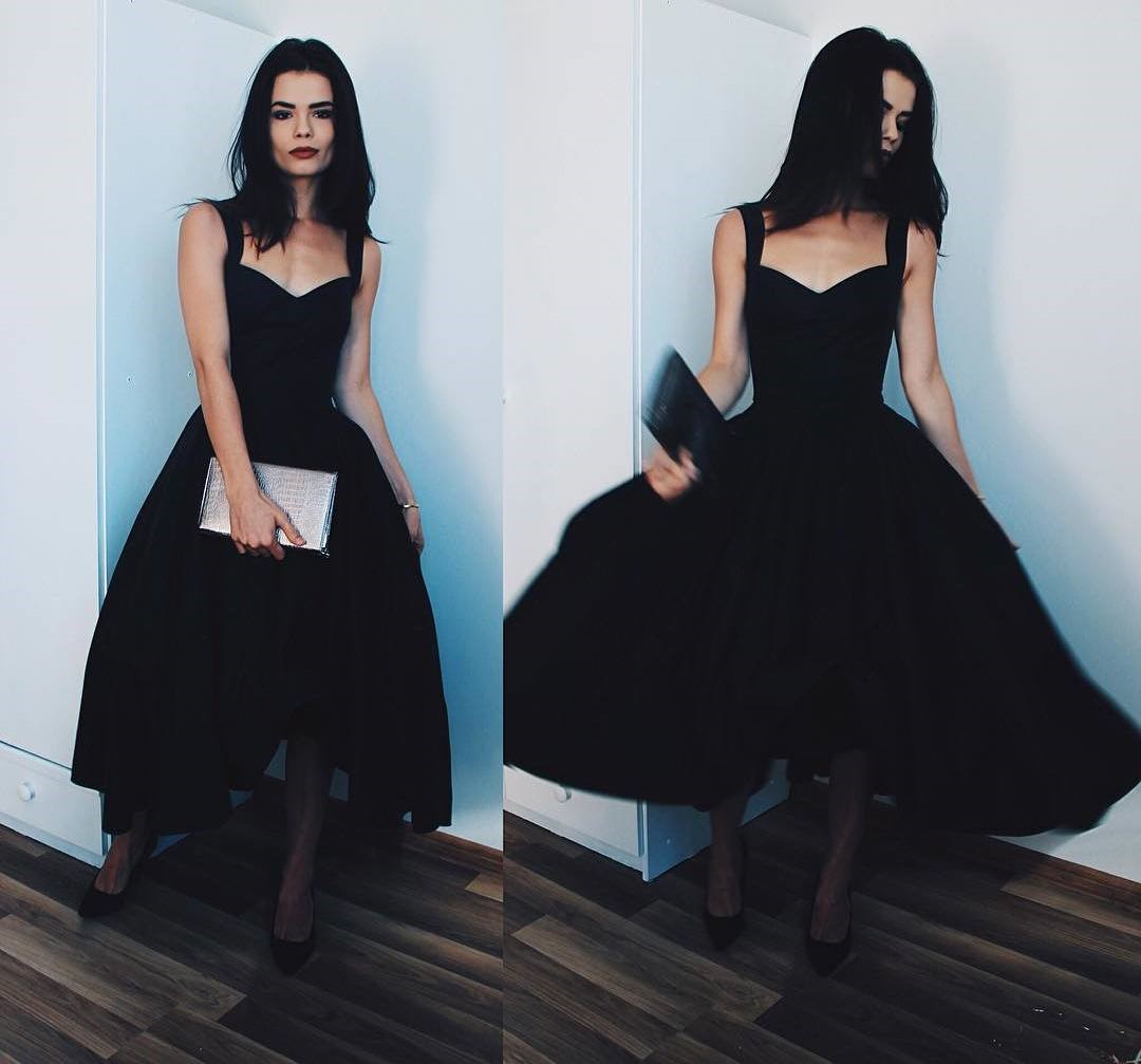 a65029de07 Sukienka dla gruszki - jaki krój wybrać  - Claudia