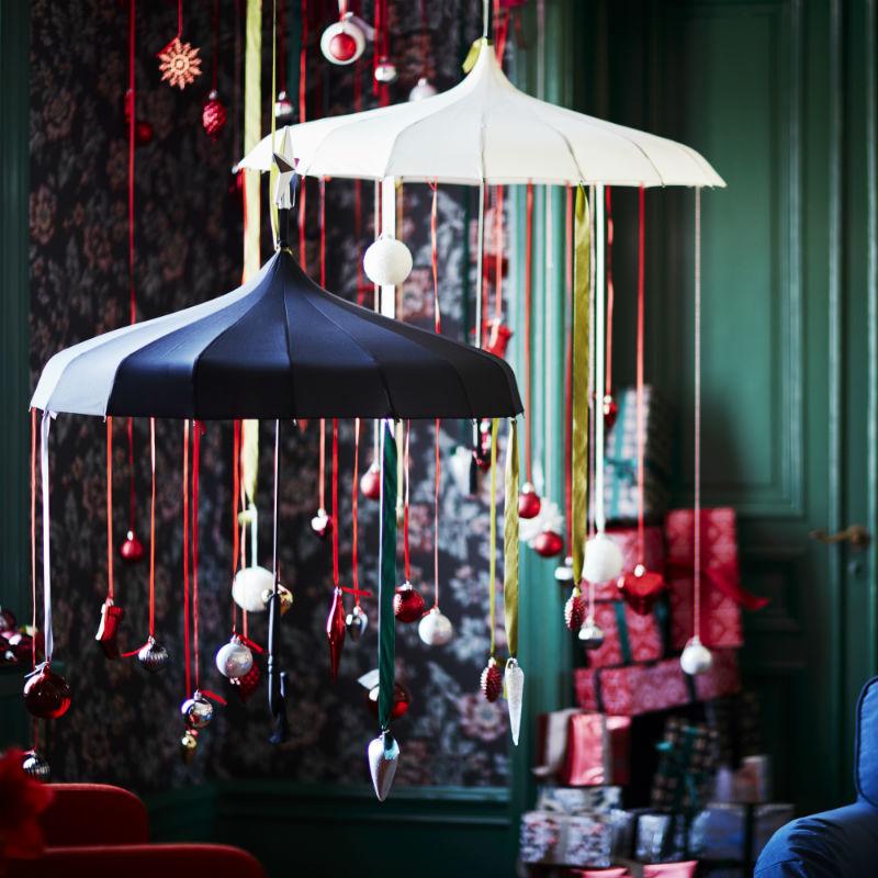 Kolekcja świąteczna Ikea 2016 Claudia