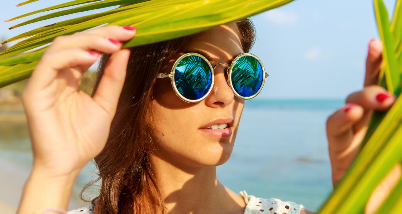 Które okulary przeciwsłoneczne chronią oko?   Serwis Zdrowie